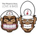 RDR014 - The Phoenix Bros. - Love & Bass